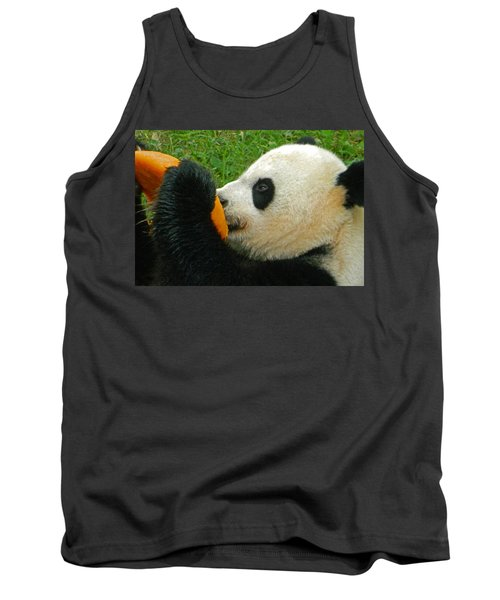 Frozen Treat For Mei Xiang The Giant Panda Tank Top