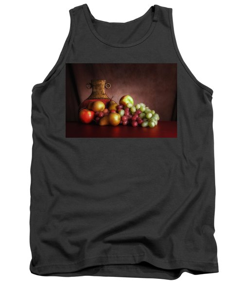 Fruit With Vase Tank Top
