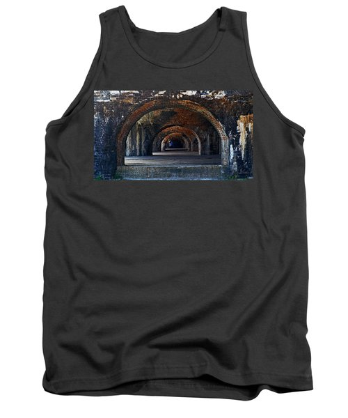 Ft. Pickens Arches Tank Top