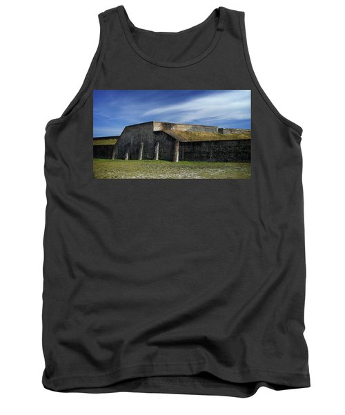 Ft. Pickens Moat Tank Top