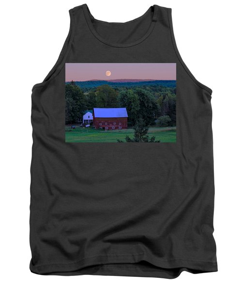 Full Moon From High Street Tank Top