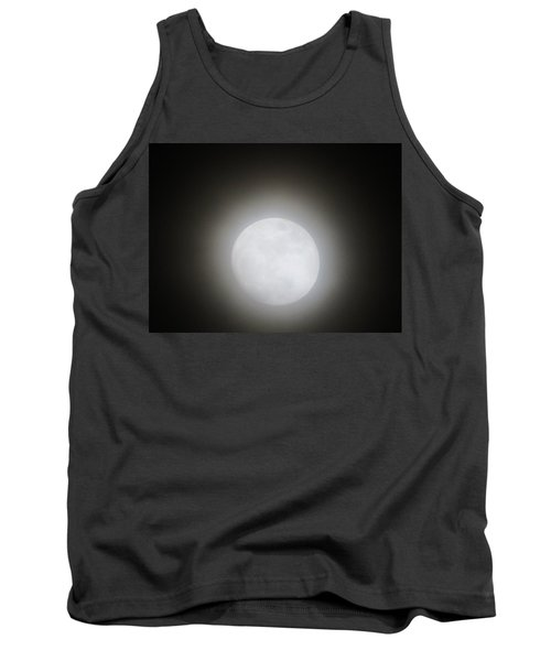 Full Moon Ring Tank Top