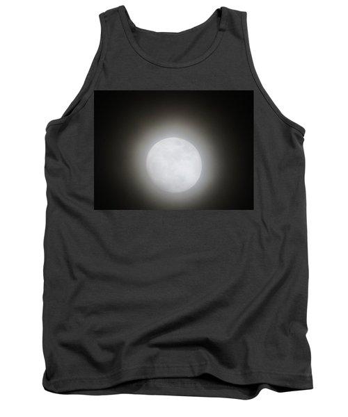 Full Moon Ring Tank Top