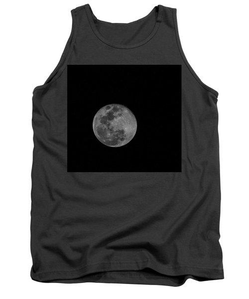 Full Moon Rising Tank Top