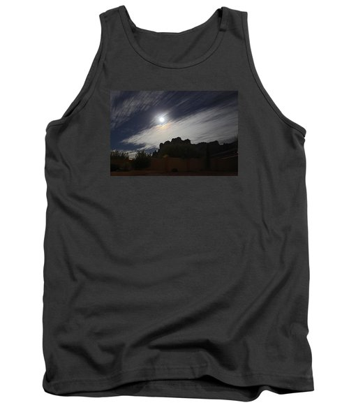 Tank Top featuring the photograph Full Streak by Gary Kaylor
