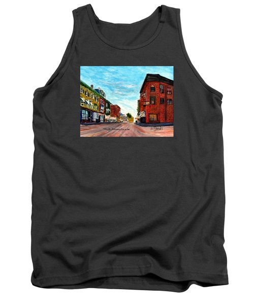 Fuller Building  Tank Top