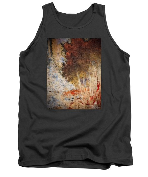 Tank Top featuring the photograph Fun By The Lake by William Wyckoff