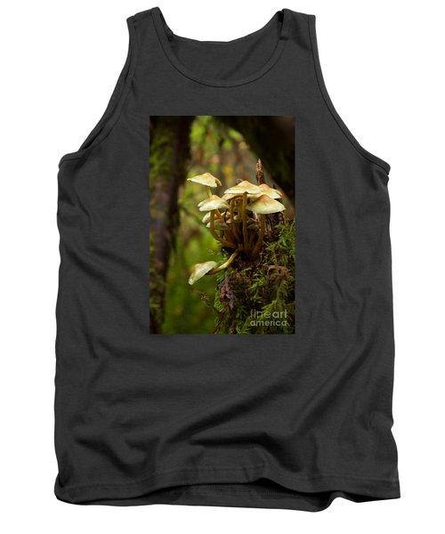 Fungal Blooms Tank Top