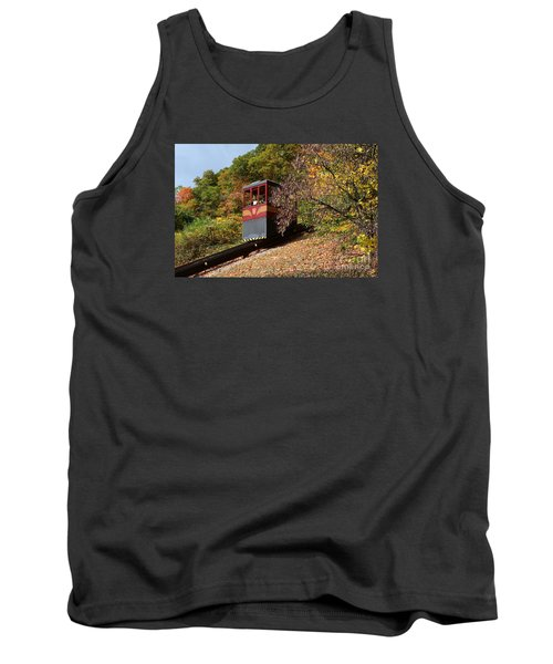 Funicular Descending Tank Top by Cindy Manero