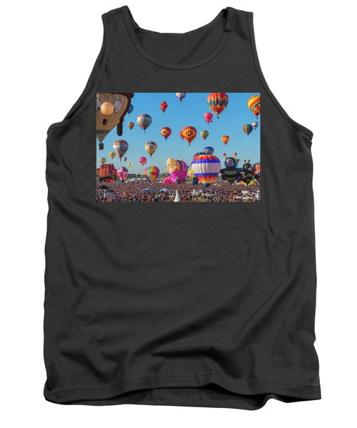 Funky Balloons Tank Top