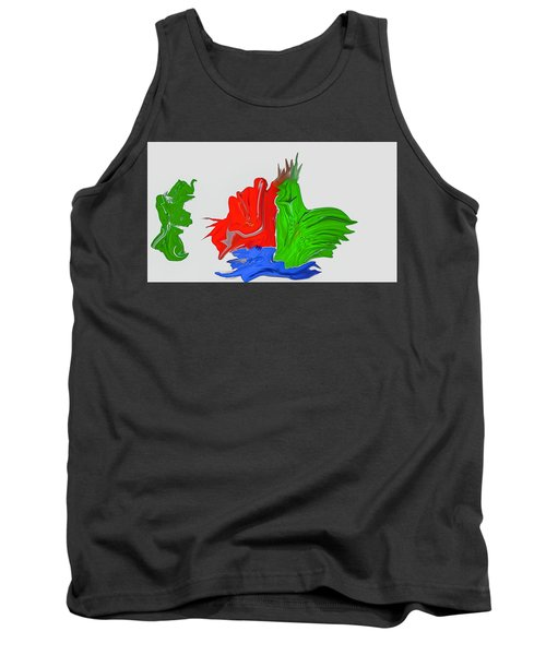 Funny Figures #h7 Tank Top