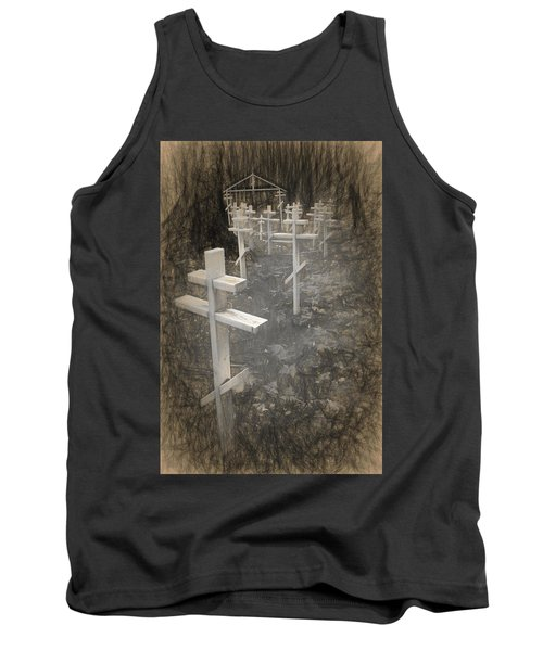 Funter Bay Markers Tank Top