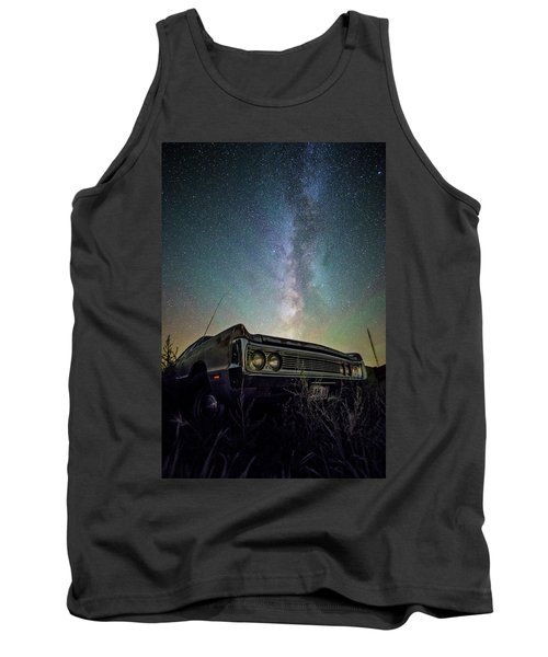 Tank Top featuring the photograph Fury by Aaron J Groen