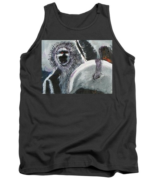 Future And Past Tank Top