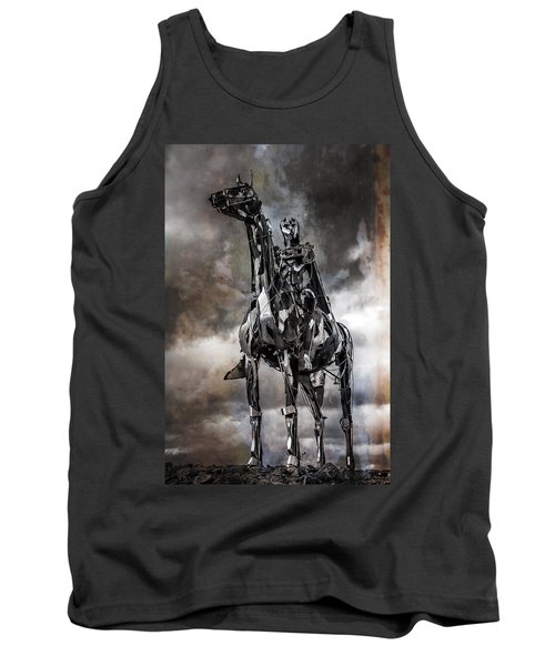 Gaelic Chieftain Tank Top
