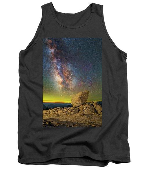 Galactic Erratic Tank Top