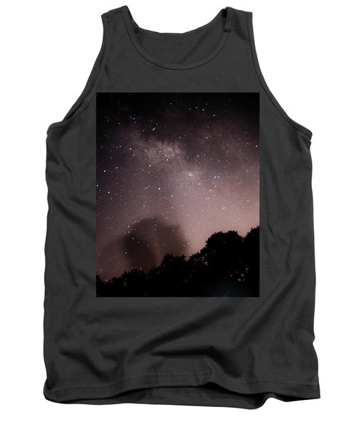 Galaxy Beams Me Tank Top