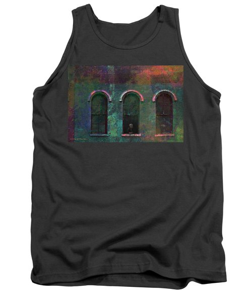 Galesburg Windows 1 Tank Top