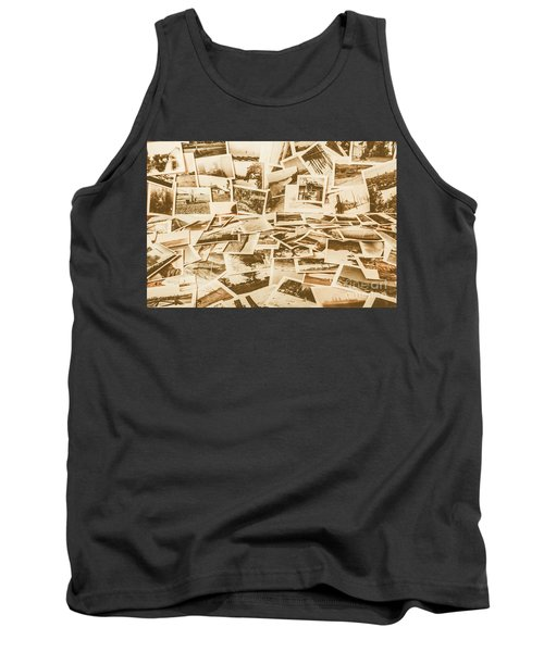 Gallery Of Old Landscape And Antique Places Tank Top