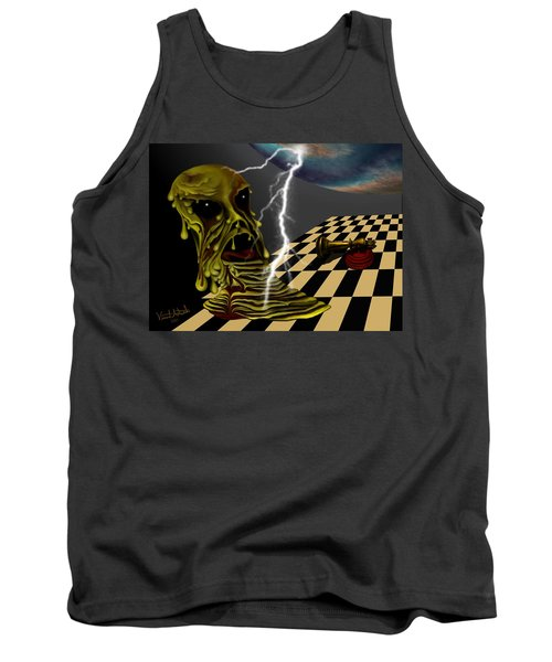 Game Over Tank Top