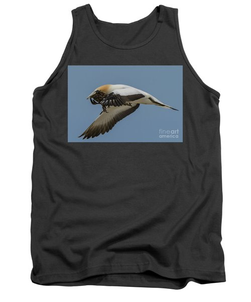 Tank Top featuring the photograph Gannets 1 by Werner Padarin