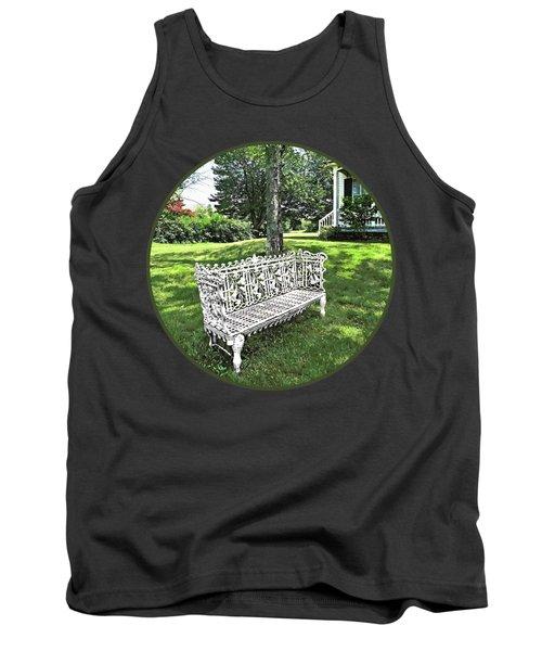 Garden Bench Tank Top