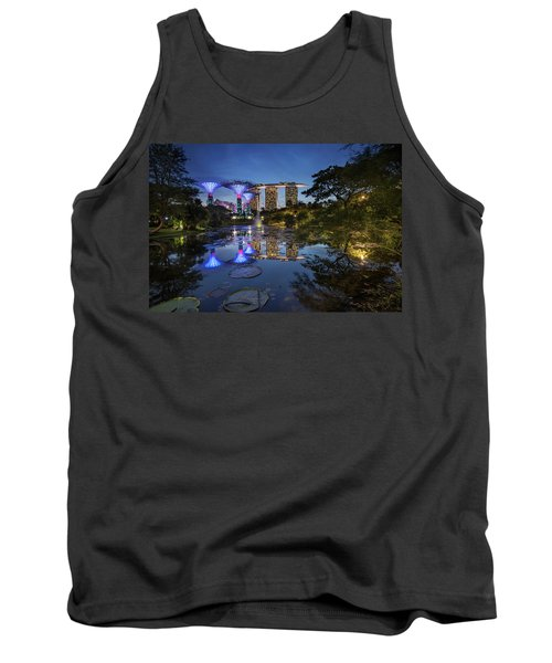 Garden By The Bay, Singapore Tank Top