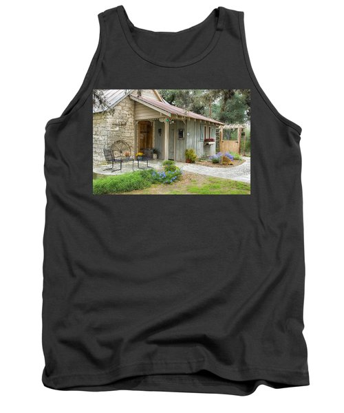Garden Cottage Tank Top