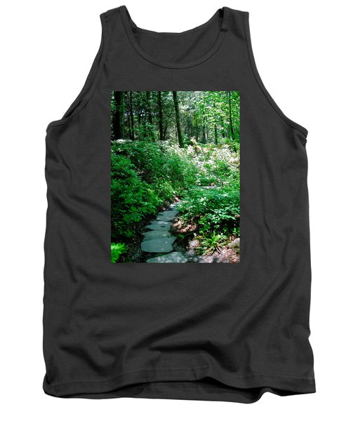 Garden In The Woods Tank Top