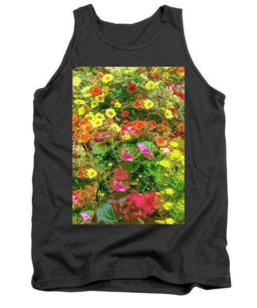 Garden Of Color Tank Top