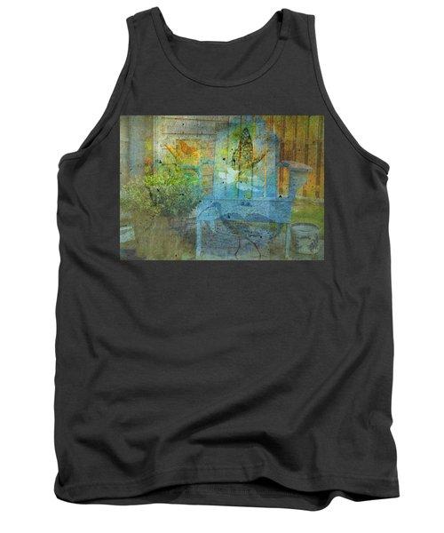 Garden Party  Tank Top