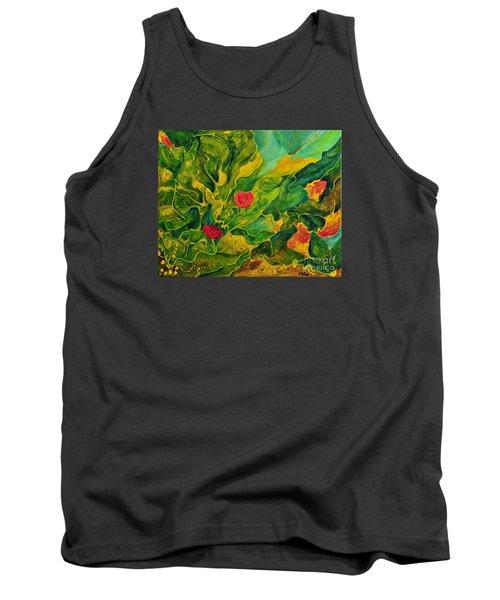 Garden Series Tank Top by Teresa Wegrzyn