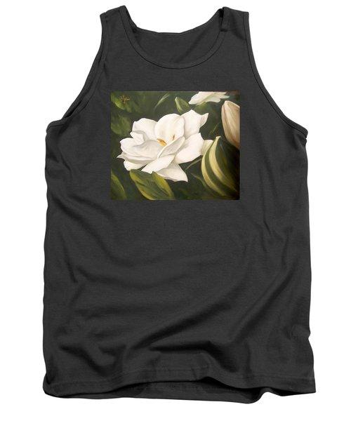 Gardenia Tank Top