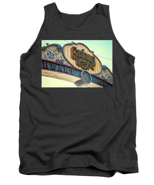 Gaslamp Close Up Tank Top