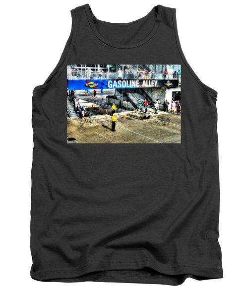 Gasoline Alley Tank Top