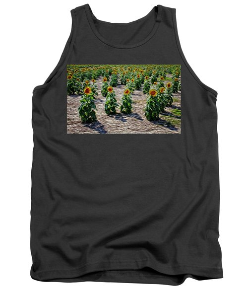 Gathering In Place Tank Top