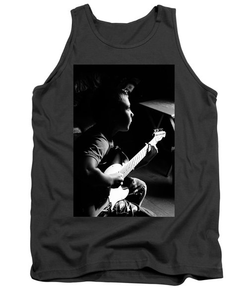 Greatness In The Making Tank Top by Daniel Thompson