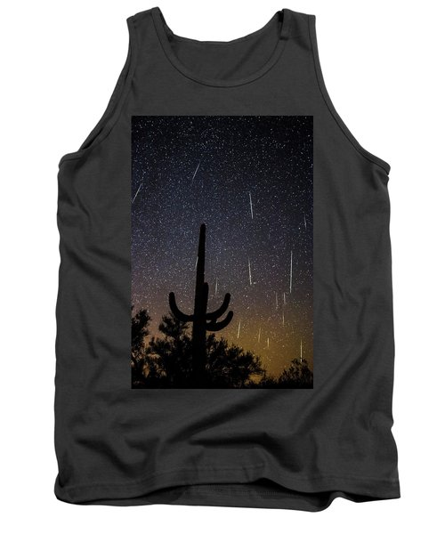 Geminid Meteor Shower #2, 2017 Tank Top