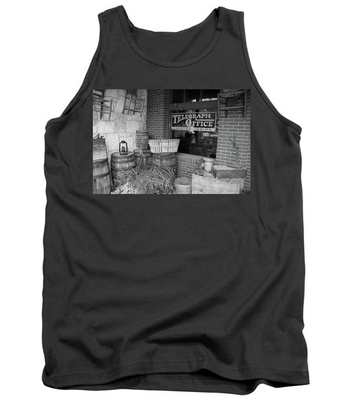 General Store Tank Top by Inspirational Photo Creations Audrey Woods