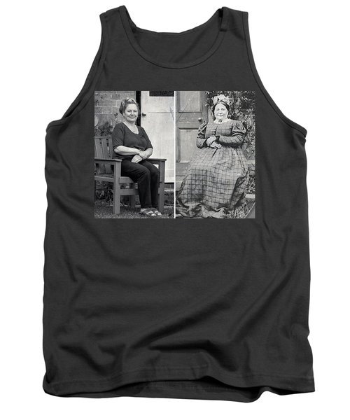 Generations Tank Top by Keith Armstrong