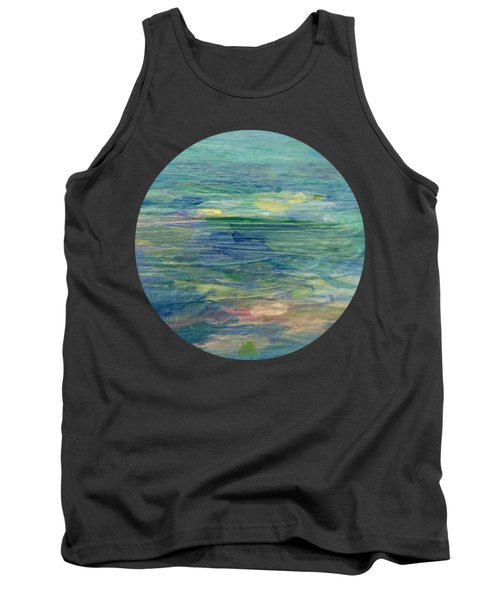 Gentle Light On The Water Tank Top