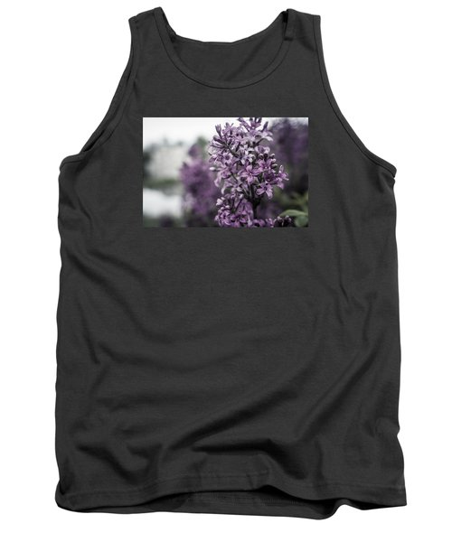 Gentle Spring Breeze Tank Top by Miguel Winterpacht