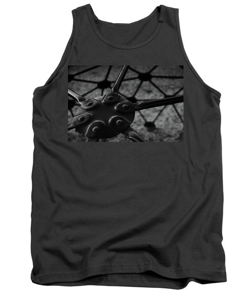 Geodome Climber 2 Tank Top by Richard Rizzo