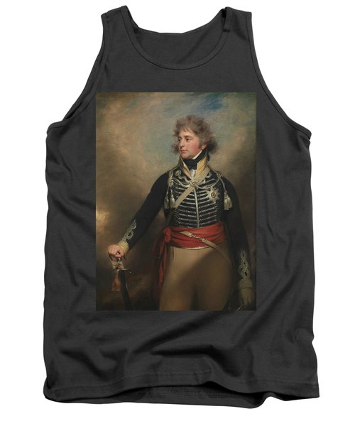 George Iv, When Prince Of Wales Tank Top