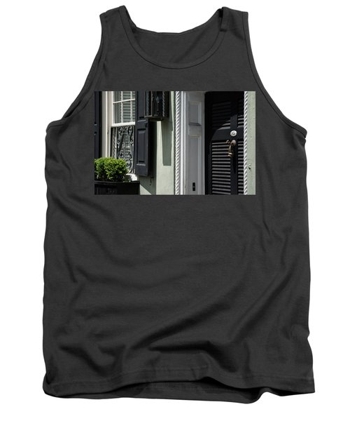 Georgian Gem Tank Top