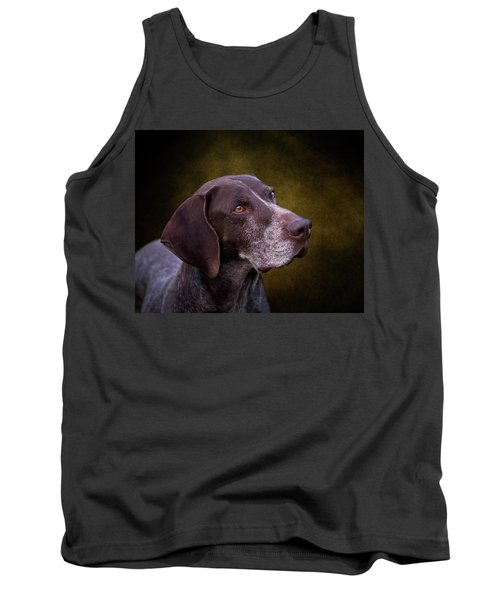German Shorthaired Pointer Tank Top