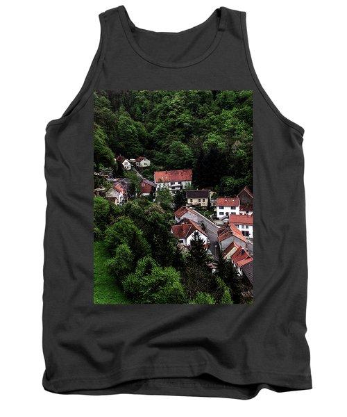 German Village Tank Top