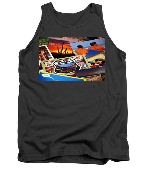 Get Your Kicks... Tank Top