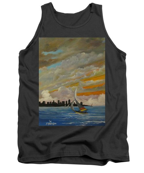 Getting Away Tank Top