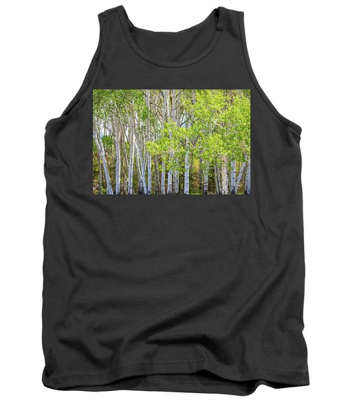 Getting Lost In The Wilderness Tank Top by James BO Insogna